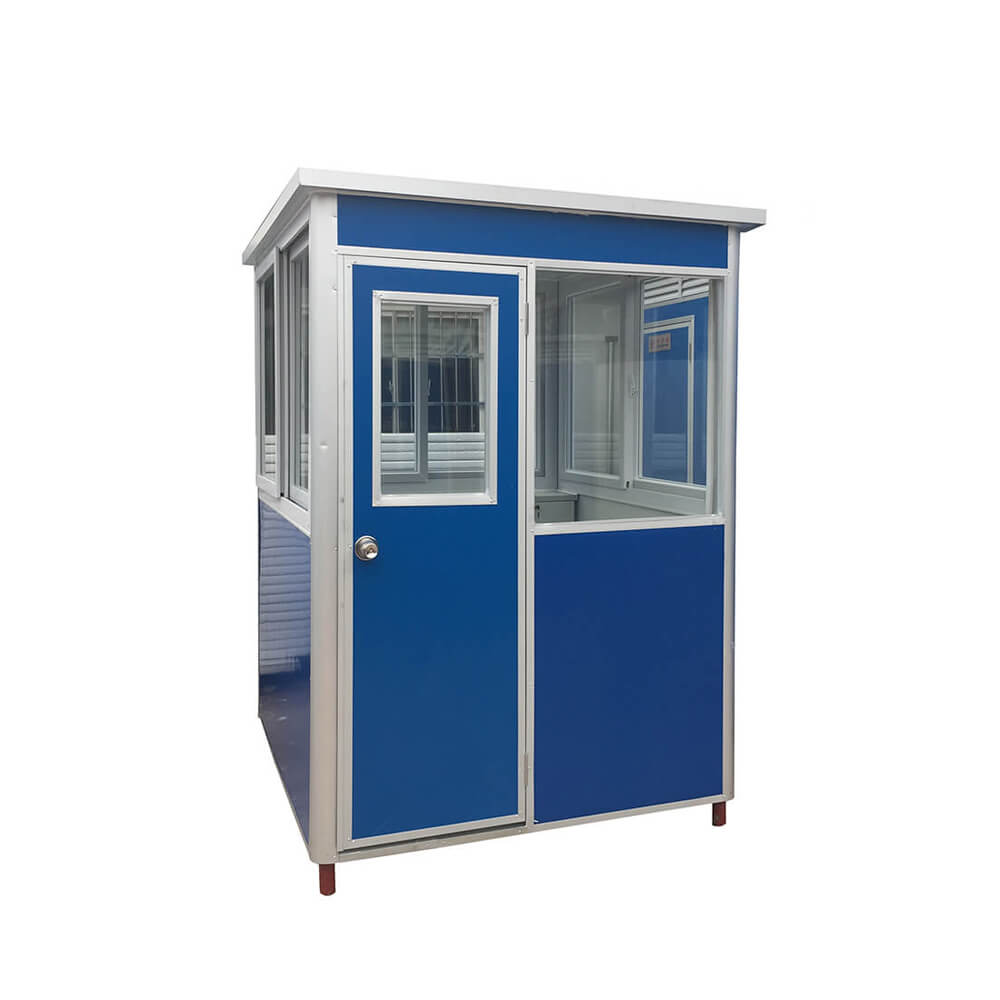 Portable guard house