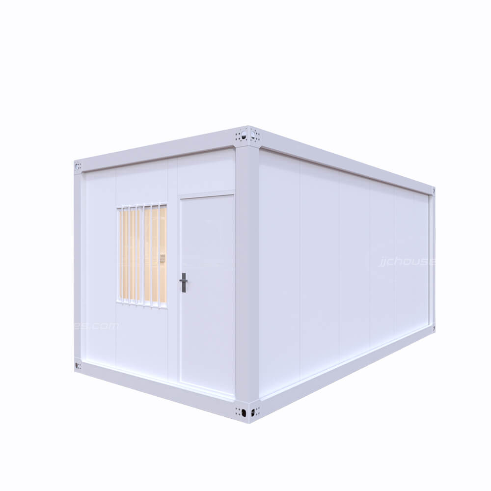 white Detachable container houses