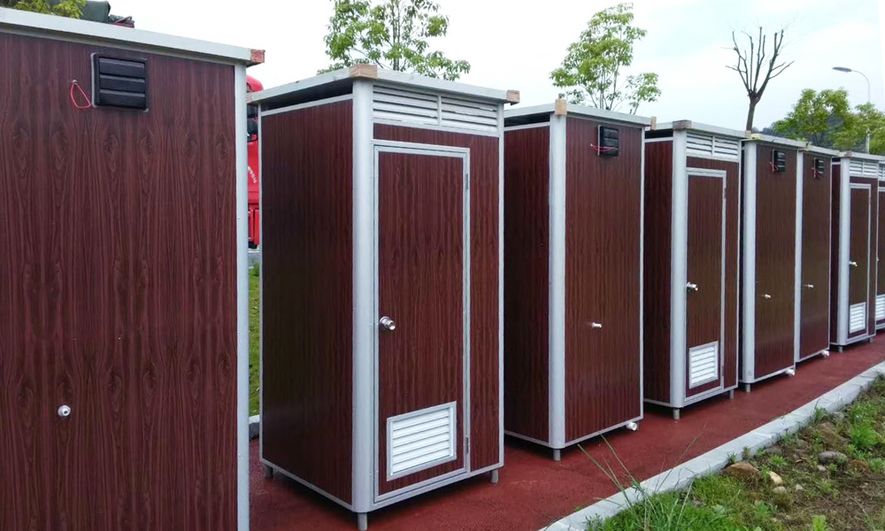 customizable eps mobile toilet