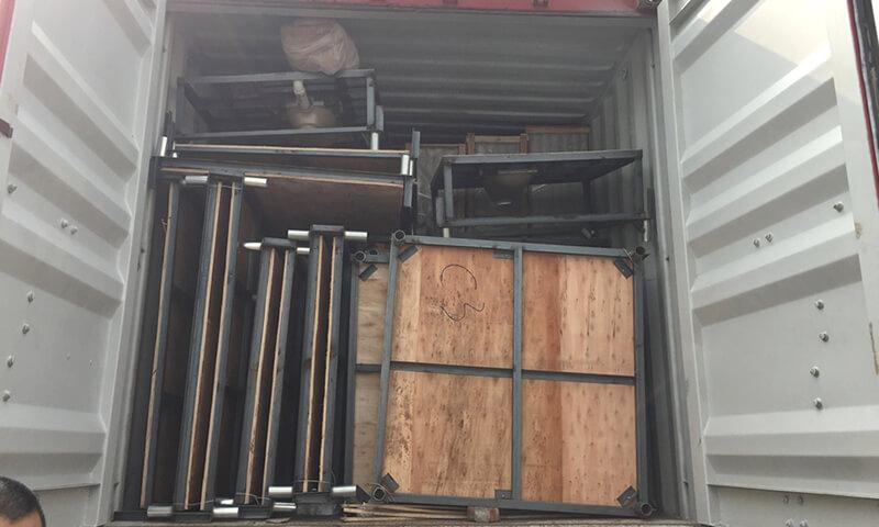 Portable Guard House loading