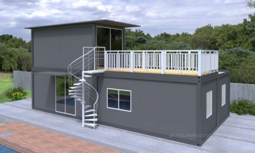 customizable container house