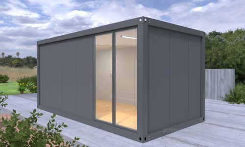 durable container house