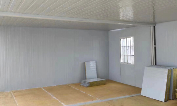 container house office interior