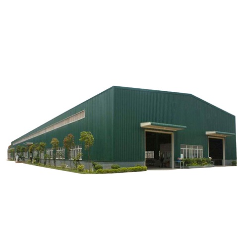 Steel Prefab Warehouse