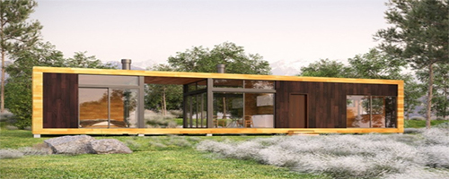 510 Off-the-grid Cabin