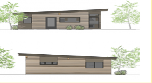 Big Sky 600 prefab house design