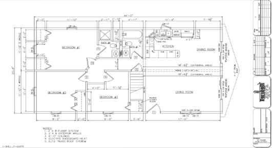 Carlsbad prefab house floorplan