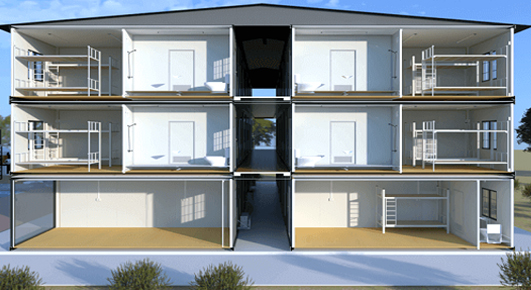 Modular house kits