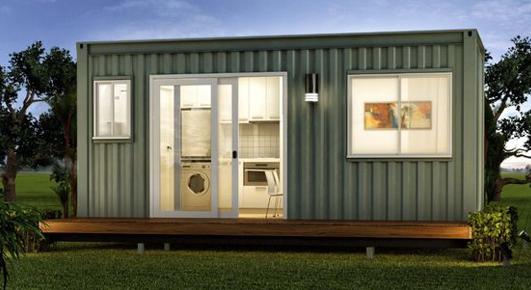Small prefab house plans