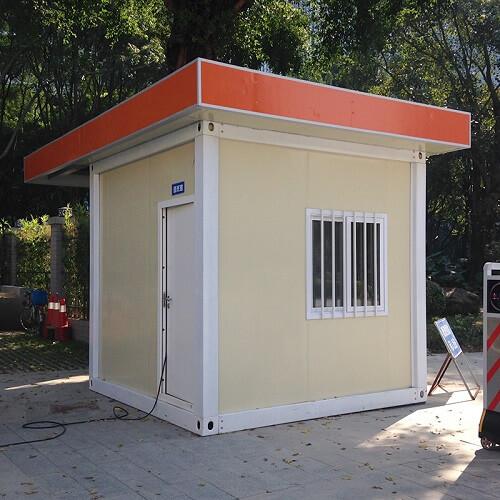Portable granny house